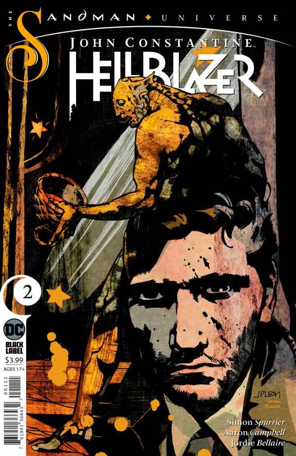 John Constantine - Hellblazer (2019) Vol 1 #2 Джон Константин: Посланник ада Том 1 #2 читать скачать комиксы онлайн