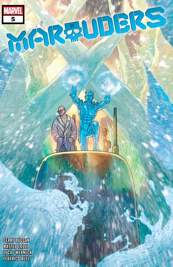 Marauders Vol 1 #5 Мародёры Том 1 #5 скачать/читать комиксы онлайн