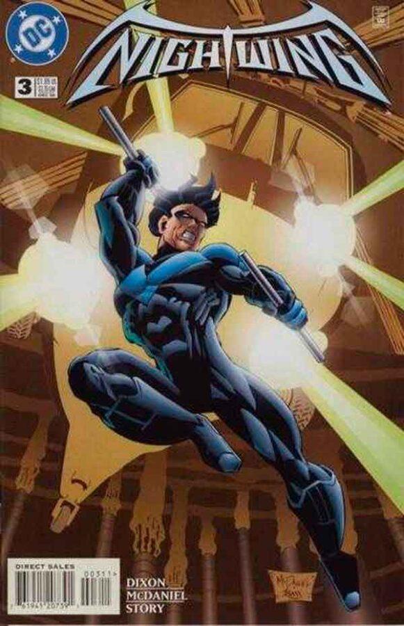 Найтвинг #3 Том 2 Nightwing #3 Vol 2 скачать/читать онлайн