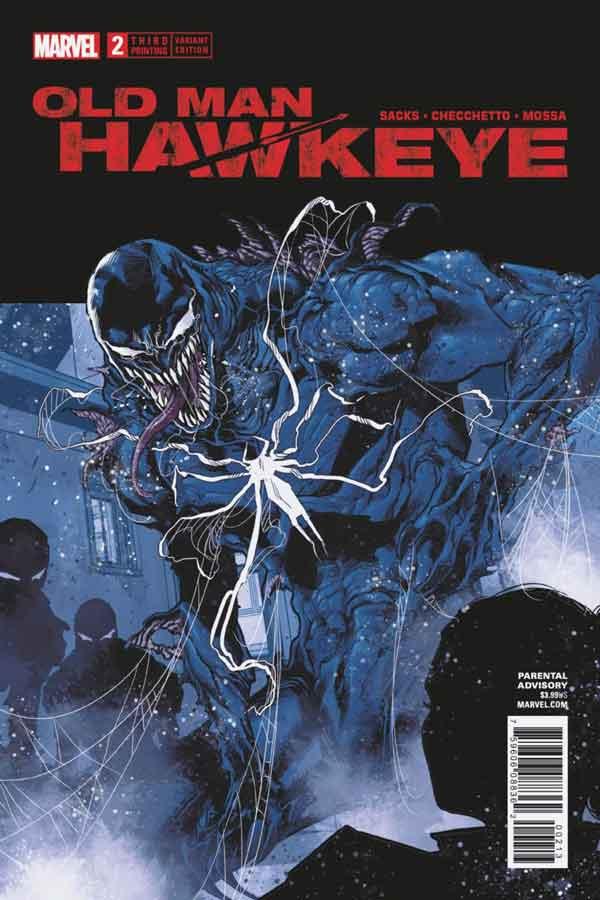 Old Man Hawkeye Vol 1 #2 Старик Хоукай Том 1 #2 скачать читать онлайн