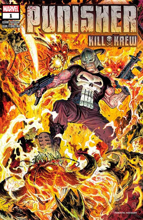 Punisher Kill Krew #1 Каратель и Отряд Убийц #1 скачать/читать онлайн