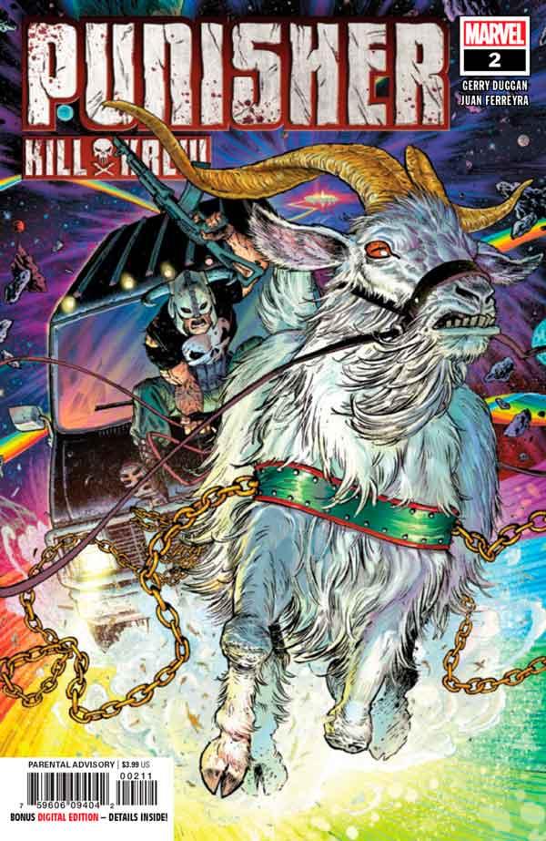 Punisher Kill Krew #2 Каратель и Отряд Убийц #2 скачать/читать онлайн