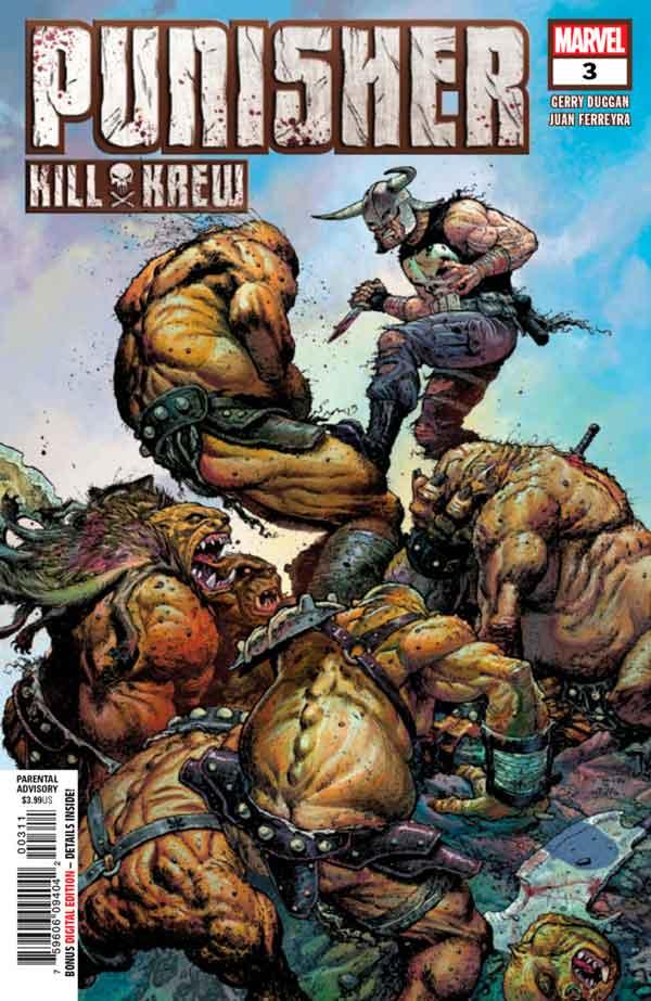 Punisher Kill Krew #3 Каратель и Отряд Убийц #3 скачать/читать онлайн