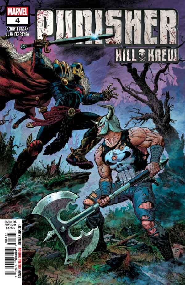 Punisher Kill Krew #4 Каратель и Отряд Убийц #4 скачать/читать онлайн