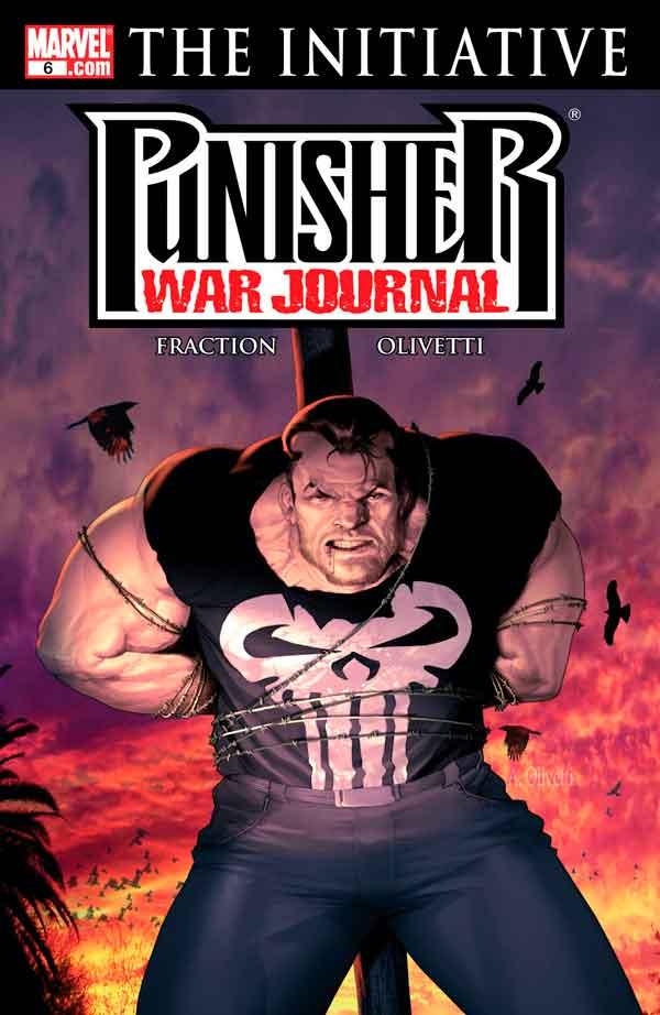 Punisher War Journal #6 (2006) Каратель Боевой Дневник #6 скачать/читать онлайн