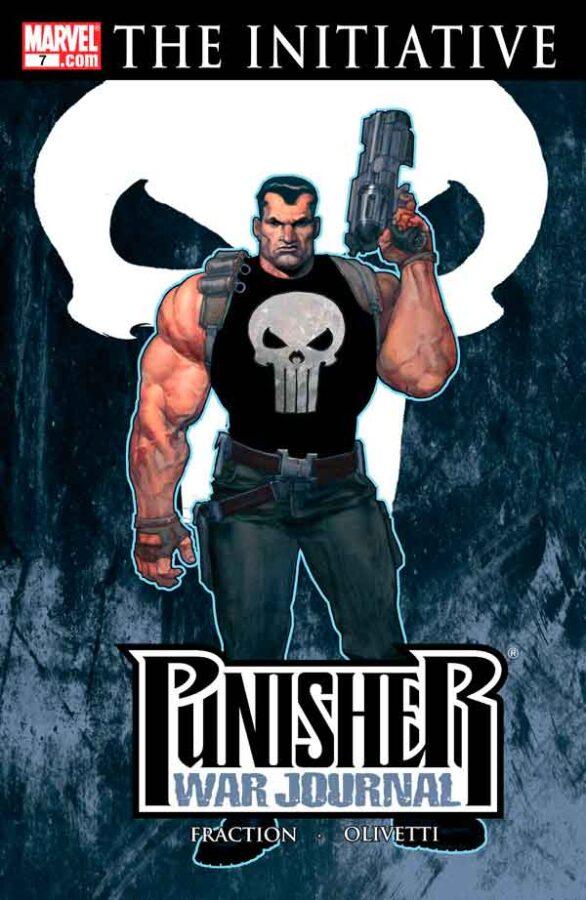 Punisher War Journal #7 (2006) Каратель Боевой Дневник #7 скачать/читать онлайн