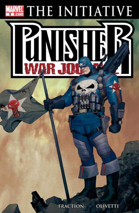 Punisher War Journal #9 (2006) Каратель Боевой Дневник #9 скачать/читать онлайн