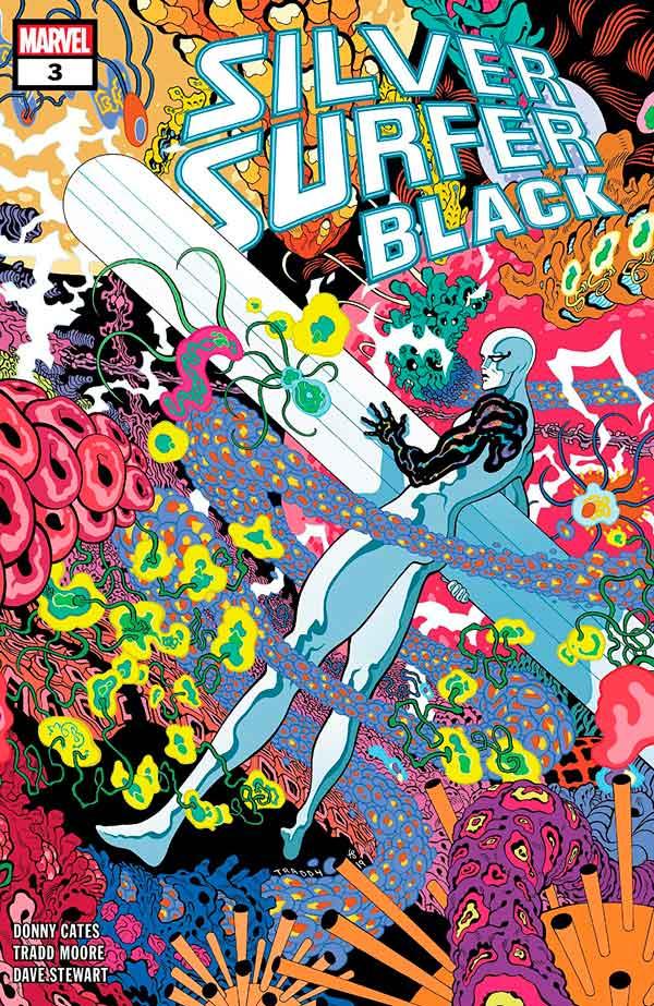 Серебряный серфер: Черный Том 1 #3 Silver Surfer: Black Vol 1 #3 скачать/читать онлайн
