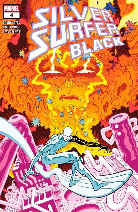 Серебряный серфер: Черный Том 1 #4 Silver Surfer: Black Vol 1 #4 скачать/читать онлайн
