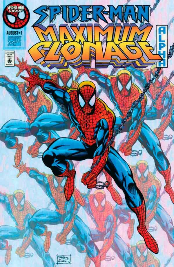 Spider-Man: Maximum Clonage Alpha Vol 1 #1 Человек-Паук Максимальное Клонирование Том 1 #1 скачать/читать онлайн