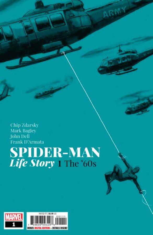 Spider-Man: Life Story Vol 1 #1 Человек-паук: история жизни Том 1 #1 скачать читать онлайн