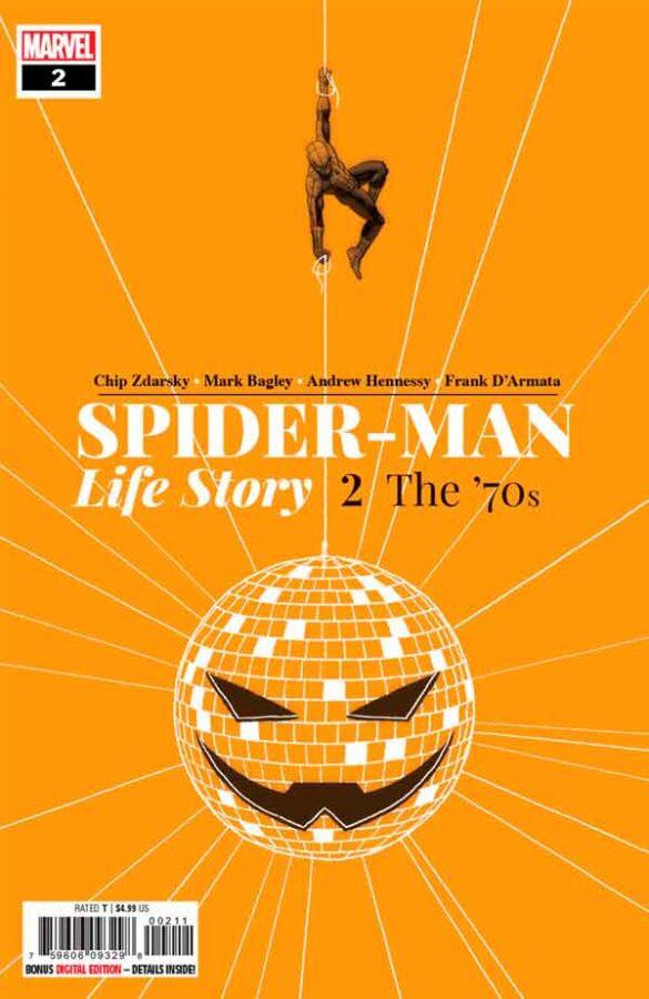 Spider-Man: Life Story Vol 1 #2 Человек-паук: история жизни Том 1 #2 скачать читать онлайн