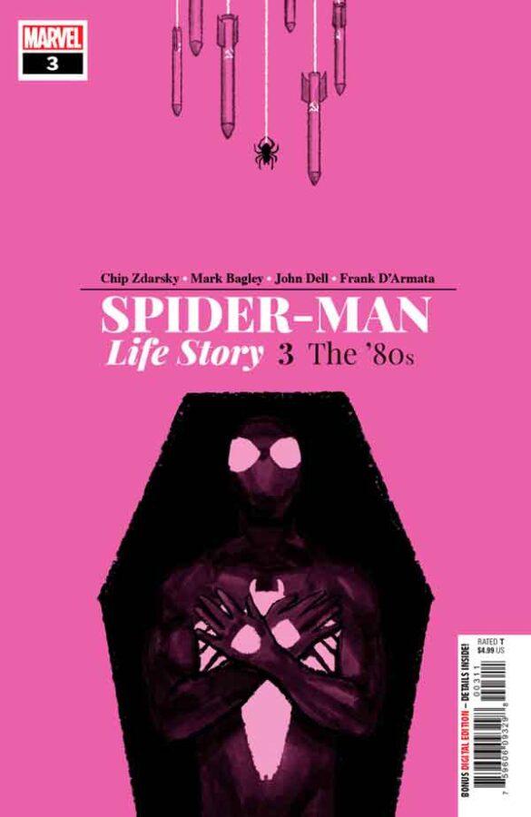 Spider-Man: Life Story Vol 1 #3 Человек-паук: история жизни Том 1 #3 скачать читать онлайн