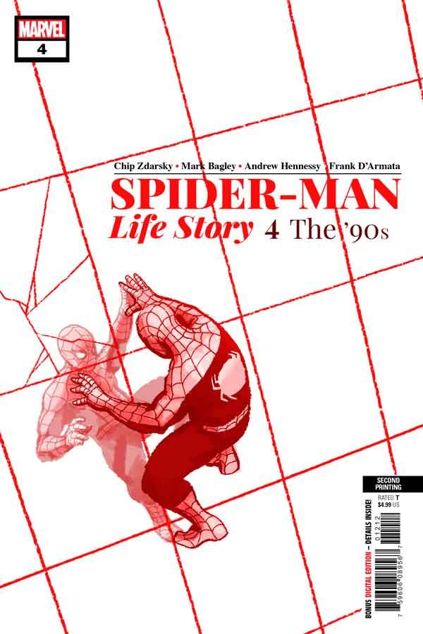 Spider-Man: Life Story Vol 1 #4 Человек-паук: история жизни Том 1 #4 скачать читать онлайн