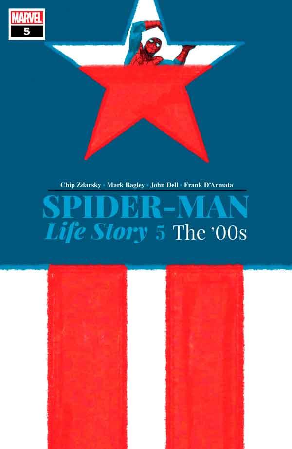 Spider-Man: Life Story Vol 1 #5 Человек-паук: история жизни Том 1 #5 скачать читать онлайн