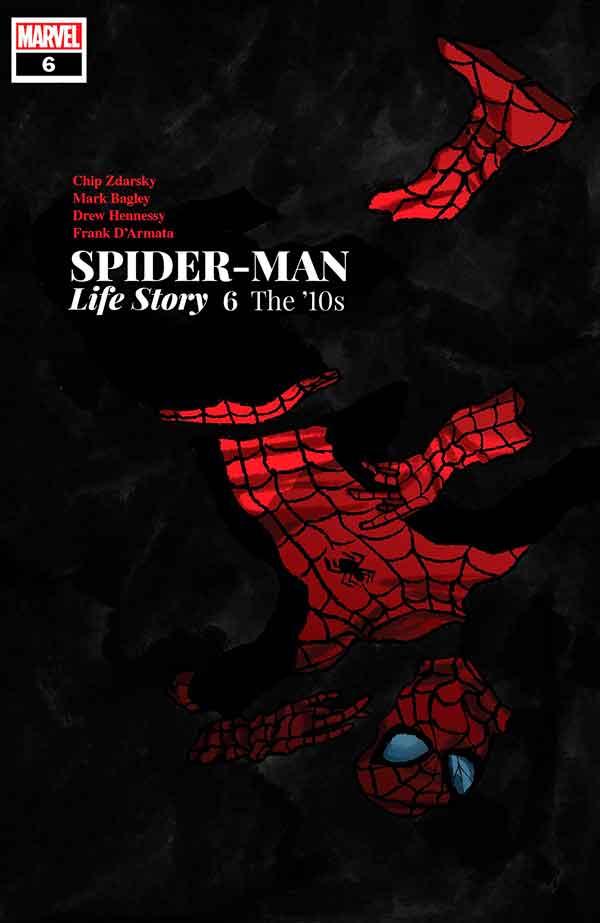 Spider-Man: Life Story Vol 1 #6 Человек-паук: история жизни Том 1 #6 скачать читать онлайн