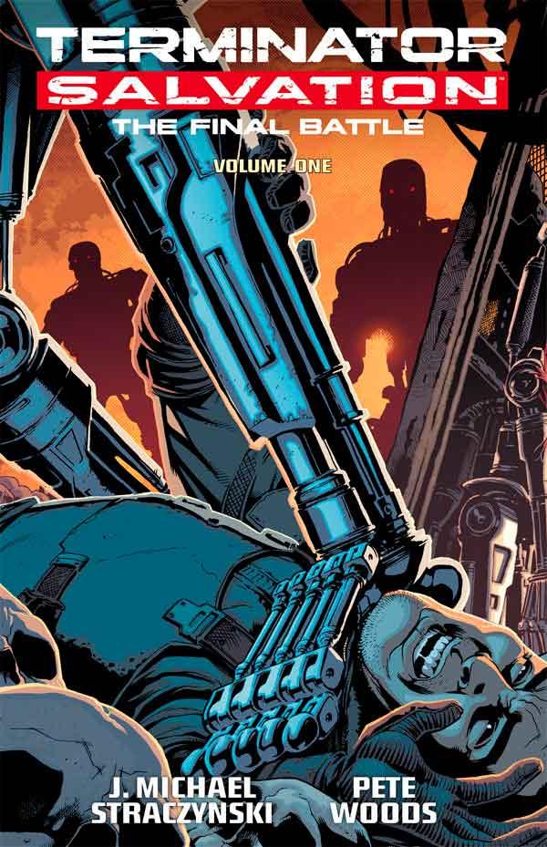 Terminator Salvation The Final Battle #1 Терминатор Спасение. Финальная битва #1 читать скачать комиксы онлайн
