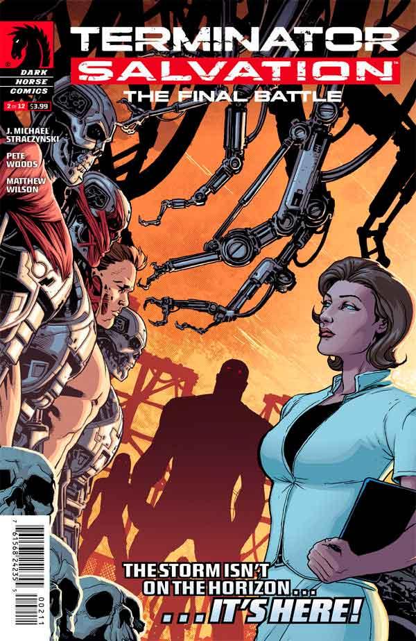 Terminator Salvation The Final Battle #2 Терминатор Спасение. Финальная битва #2 читать скачать комиксы онлайн