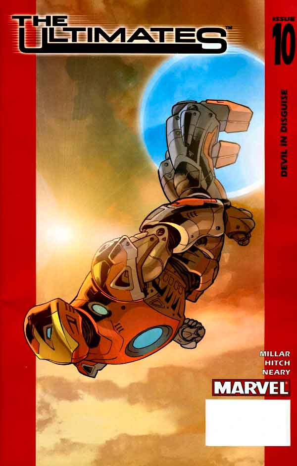 Ultimates Vol 1 #10 Безупречные #10 Том 1 читать скачать комиксы онлайн