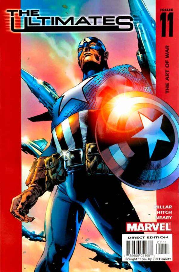 Ultimates Vol 1 #11 Безупречные #11 Том 1 читать скачать комиксы онлайн