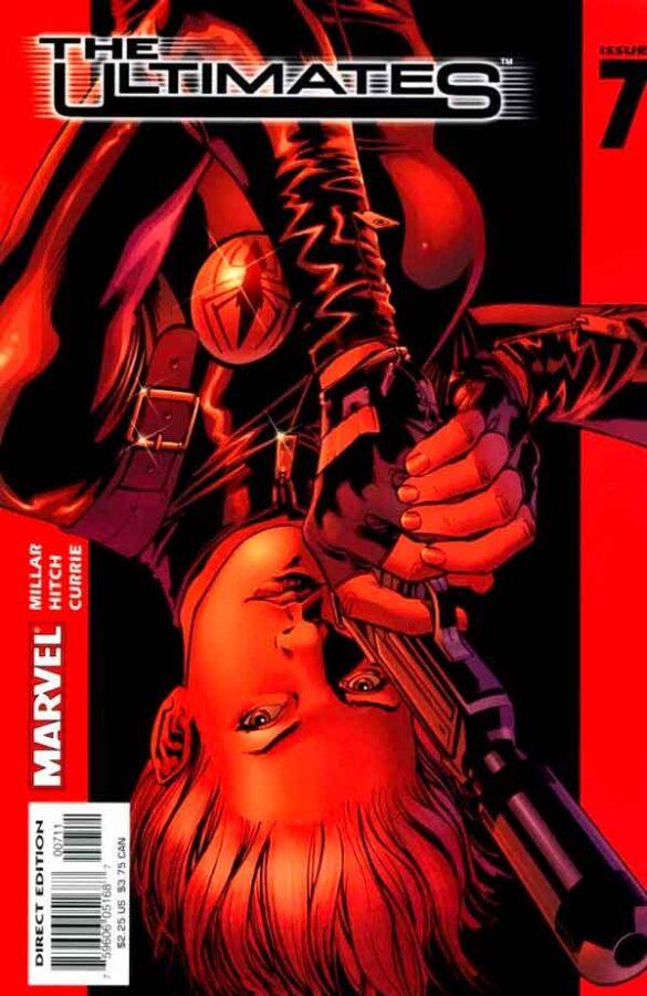 Ultimates Vol 1 #7 Безупречные #7 Том 1 читать скачать комиксы онлайн