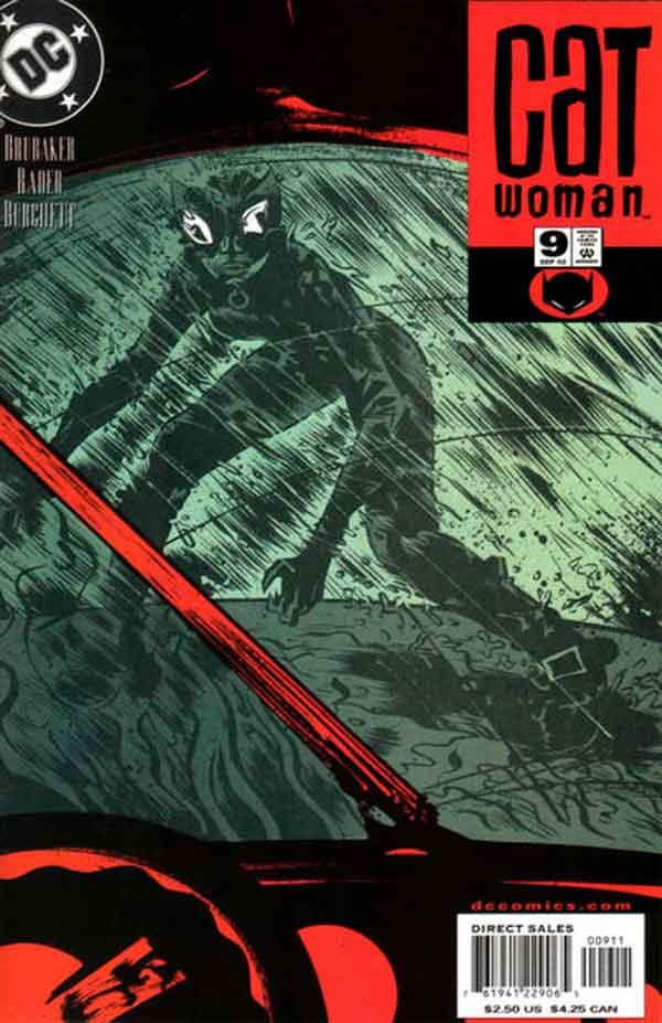 Женщина-кошка #9 Том 3 Catwoman #9 Vol 3 читать скачать комиксы онлайн