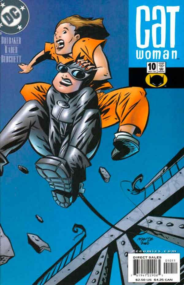 Женщина-кошка #10 Том 3 Catwoman #10 Vol 3 читать скачать комиксы онлайн