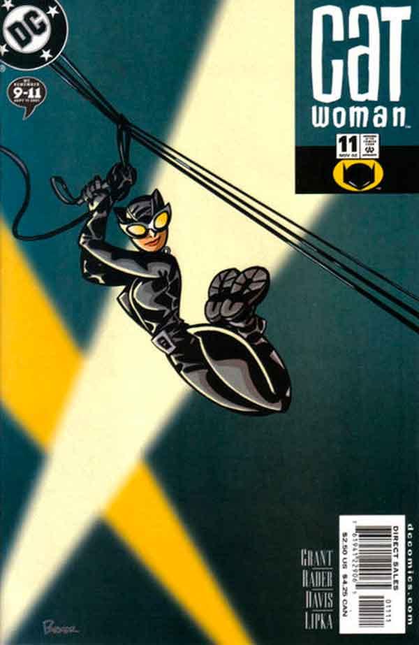 Женщина-кошка #11 Том 3 Catwoman #11 Vol 3 читать скачать комиксы онлайн