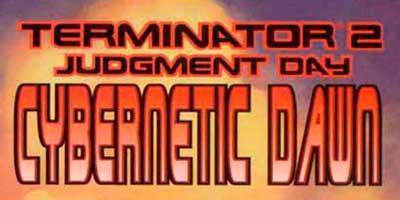 Terminator 2: Cybernetic Dawn читать скачать комиксы онлайн