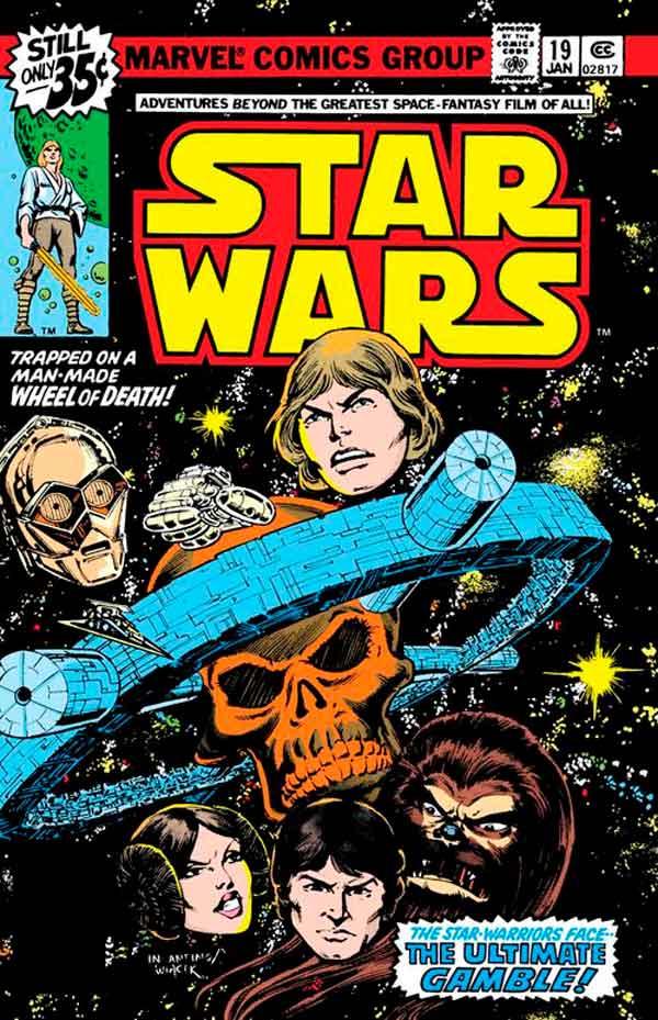 Star Wars #19 (1977) скачать/читать комиксы онлайн