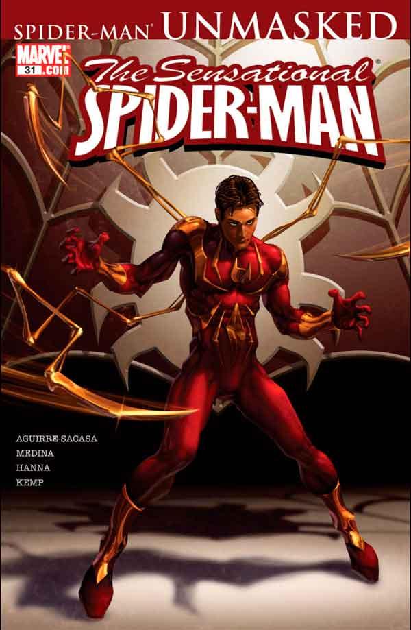 Sensational Spider-Man Vol 2 #31 Сенсационный Человек-Паук Том 2 #31 читать скачать комиксы онлайн