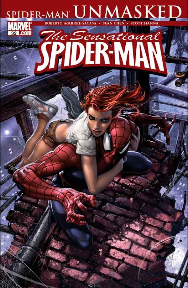 Sensational Spider-Man Vol 2 #32 Сенсационный Человек-Паук Том 2 #32 читать скачать комиксы онлайн