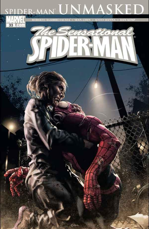 Sensational Spider-Man Vol 2 #33 Сенсационный Человек-Паук Том 2 #33 читать скачать комиксы онлайн