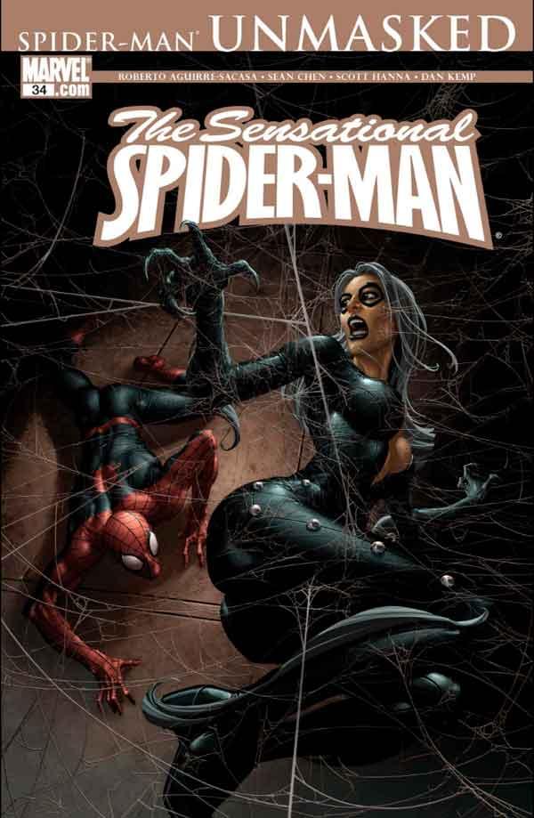 Sensational Spider-Man Vol 2 #34 Сенсационный Человек-Паук Том 2 #34 читать скачать комиксы онлайн