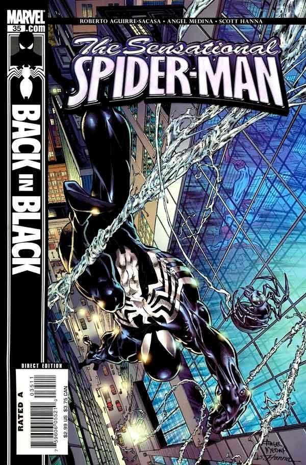 Sensational Spider-Man Vol 2 #35 Сенсационный Человек-Паук Том 2 #35 читать скачать комиксы онлайн