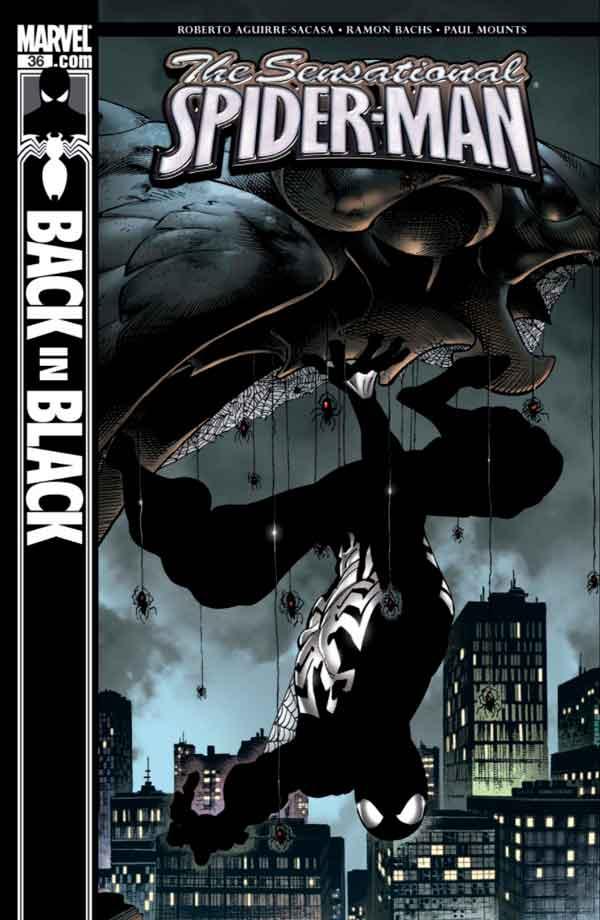 Sensational Spider-Man Vol 2 #36 Сенсационный Человек-Паук Том 2 #36 читать скачать комиксы онлайн