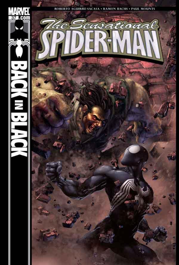 Sensational Spider-Man Vol 2 #37 Сенсационный Человек-Паук Том 2 #37 читать скачать комиксы онлайн