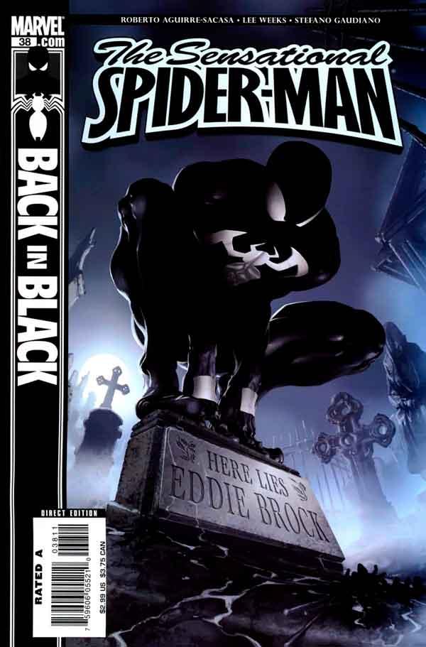 Sensational Spider-Man Vol 2 #38 Сенсационный Человек-Паук Том 2 #38 читать скачать комиксы онлайн