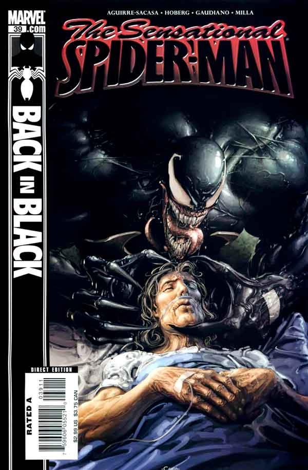 Sensational Spider-Man Vol 2 #39 Сенсационный Человек-Паук Том 2 #39 читать скачать комиксы онлайн