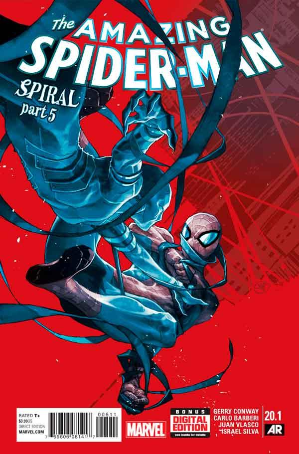 Удивительный Человек Паук Том 3 #20.1 Amazing Spider-Man Vol 3 #20.1 читать скачать комиксы