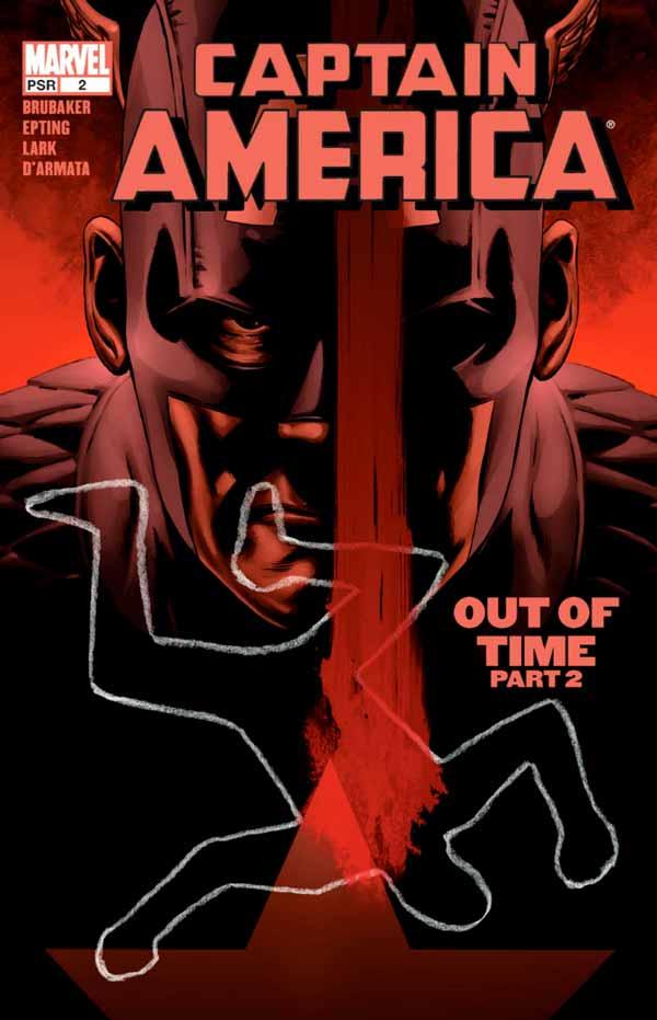 Captain America Vol 5 #2 Капитан Америка Том 5 #2 скачать читать комиксы онлайн
