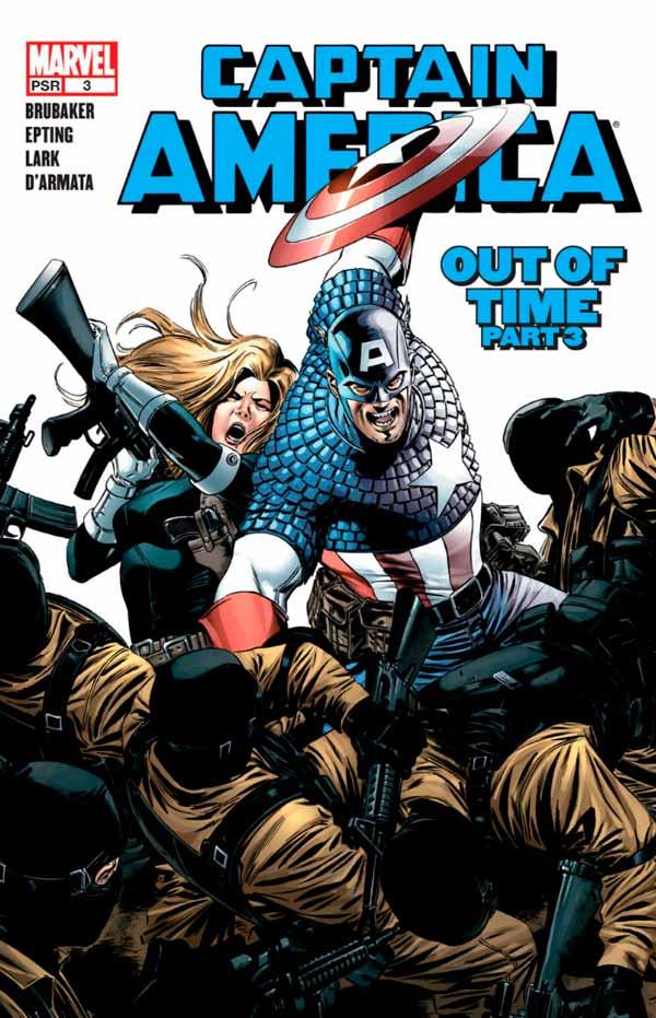 Captain America Vol 5 #3 Капитан Америка Том 5 #3 скачать читать комиксы онлайн