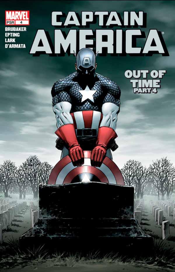 Captain America Vol 5 #4 Капитан Америка Том 5 #4 скачать читать комиксы онлайн