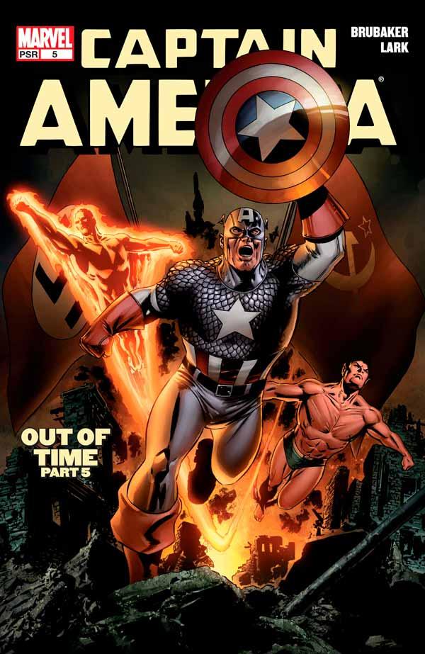 Captain America Vol 5 #5 Капитан Америка Том 5 #5 скачать читать комиксы онлайн