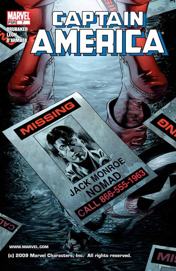 Captain America Vol 5 #7 Капитан Америка Том 5 #7 скачать читать комиксы онлайн