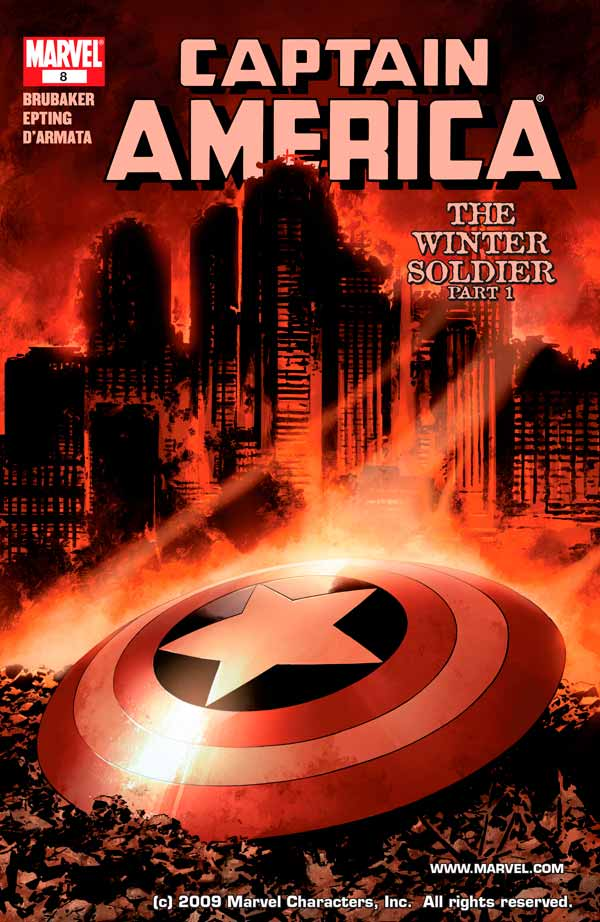 Captain America Vol 5 #8 Капитан Америка Том 5 #8 скачать читать комиксы онлайн