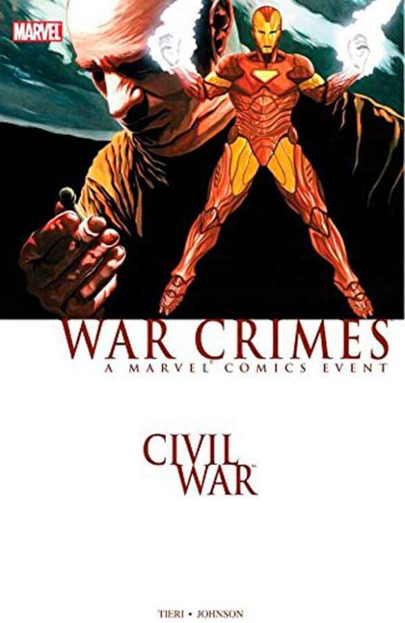 Civil War: War Crimes #1 Гражданская Война Военные Преступления Том 1 #1 читать скачать комиксы онлайн