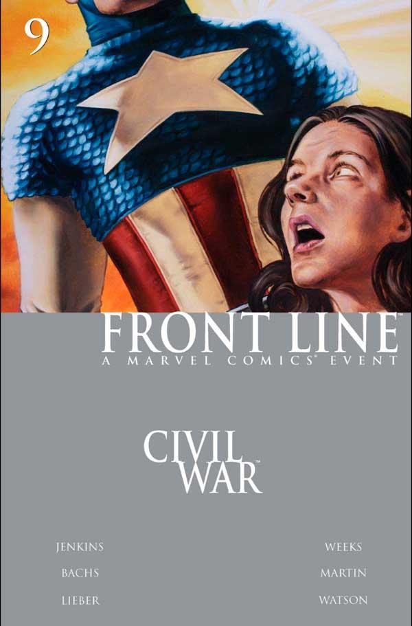 Civil War: Front Line Vol 1 #9 Гражданская Война Линия Фронта Том 1 #9 читать скачать комиксы онлайн