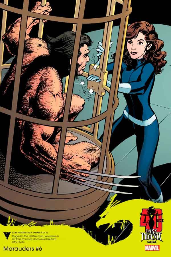 Marauders Vol 1 #6 Мародёры Том 1 #6 скачать/читать комиксы онлайн