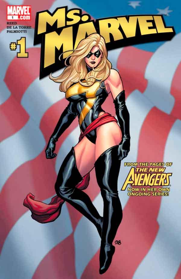 Мисс Марвел Том 2 #1 Ms. Marvel Vol 2 #1 скачать читать комиксы онлайн
